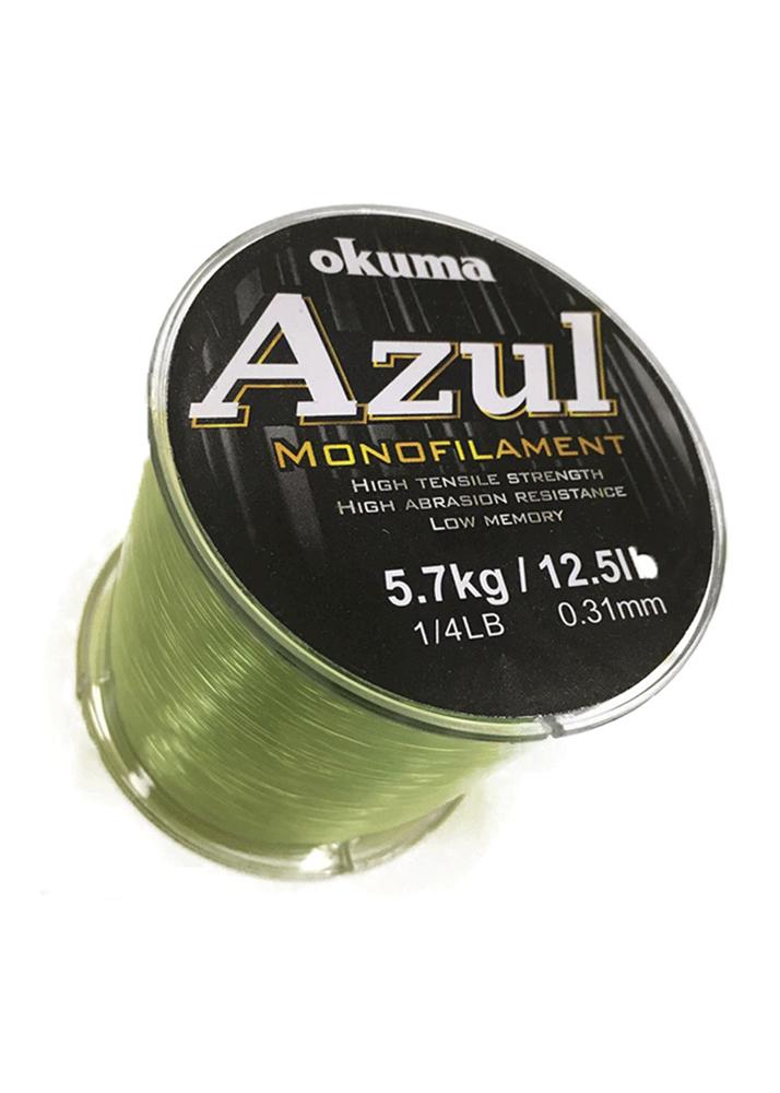 Tanza OKUMA Azul Monofilamento