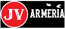 Armería JV logo